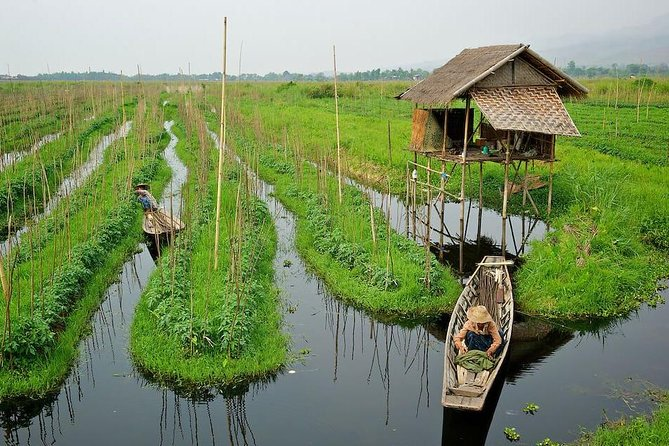 Inle Lake - Indein - Khaung Daing Full-Day Tour