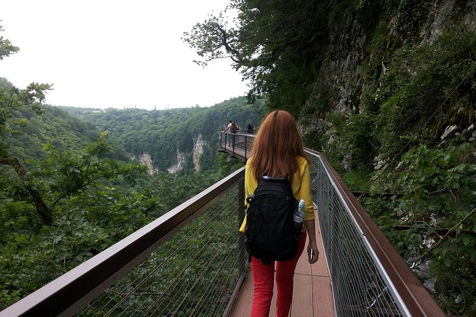 Step In Imereti Caves, Protected areas & Trails