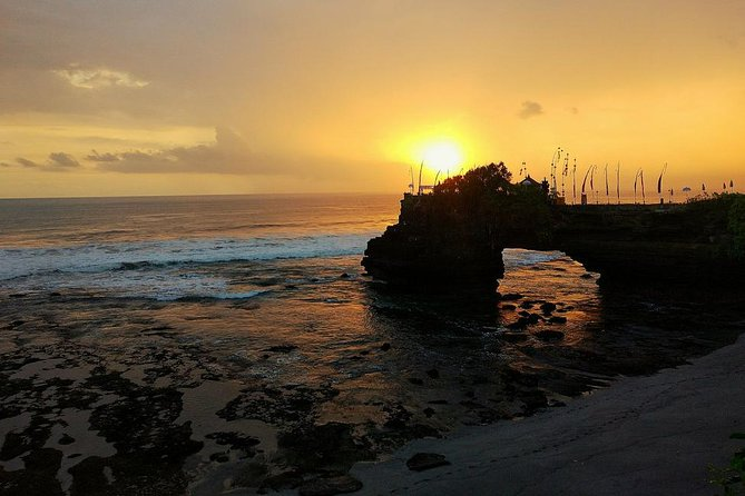 Bali Jewel at Sunset: Taman Ayun & Tanah Lot Temples Private Tour
