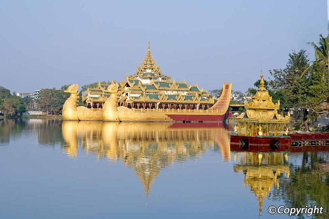 Private Full-Day Yangon City Tour with Thilawa Port Transfers photo 1