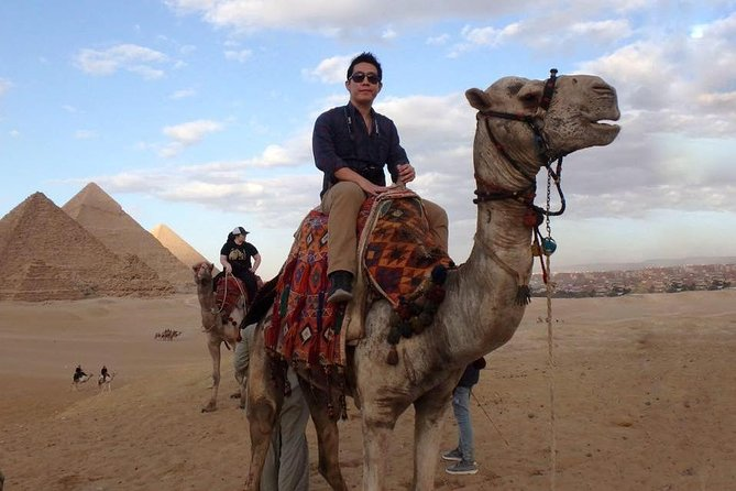 2 hours Camel or horse ride outside Giza pyramids Cairo Giza hotels photo 11