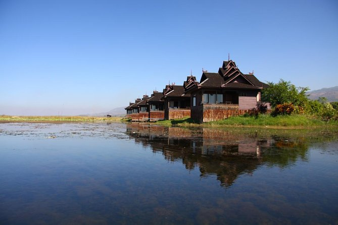 Private half day Inle City Tour