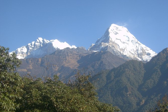 Budget Trekking in Nepal - Rapid Annapurna Base Camp Trek - 7 Days