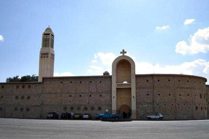 10-Hour Monasteries Tour at Wadi El Natroun