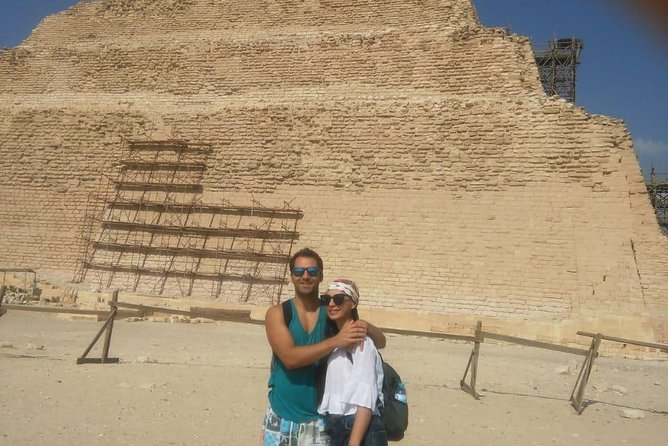 Giza Pyramids, Memphis old capital and Sakkara step pyramids photo 9