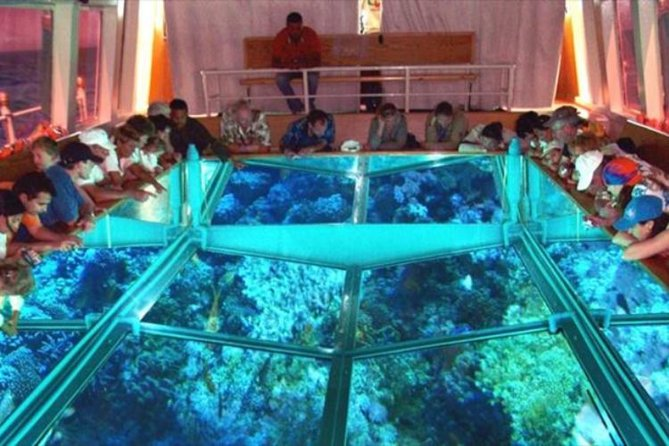 Red Sea Cruise on a Glass Bottom Boat