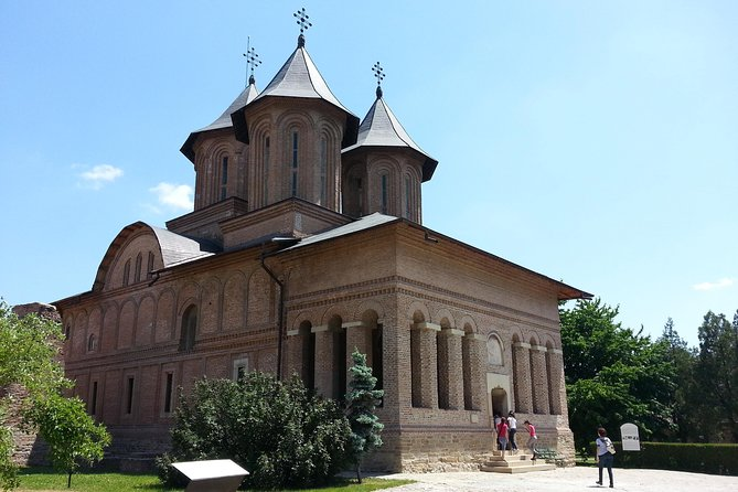 Searching for Dracula: Private Day Trip from Bucharest