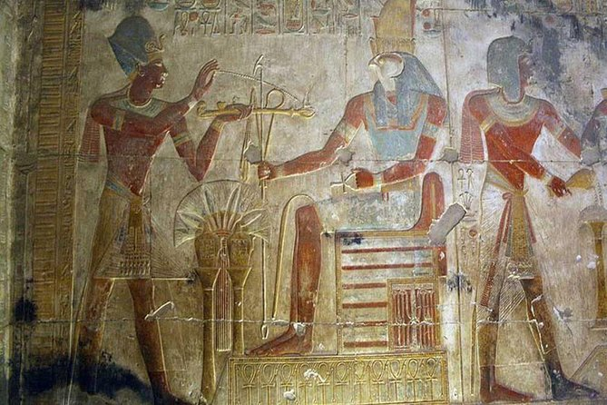 abydos and dendera from luxor or Nile cruise photo 3