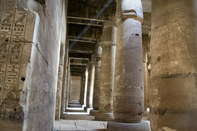 abydos and dendera from luxor or Nile cruise photo 7