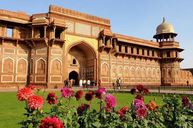 Private Tour: Taj Mahal Day Tour from Delhi