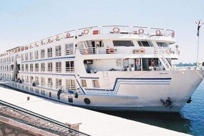 Nile Cruise 3 nights (4 days) from luxor
