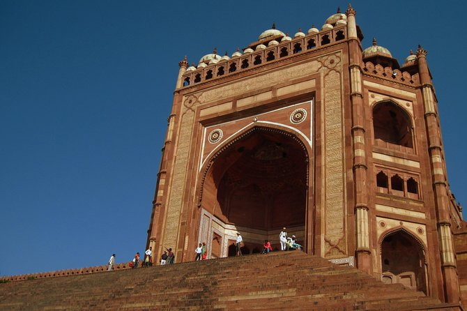 2-Day Private Golden Triangle Tour to Agra and Jaipur from Delhi
