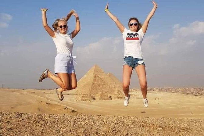 Full-Day Tour :Giza Pyramids, Sphinx, Memphis, and Saqqara From Cairo