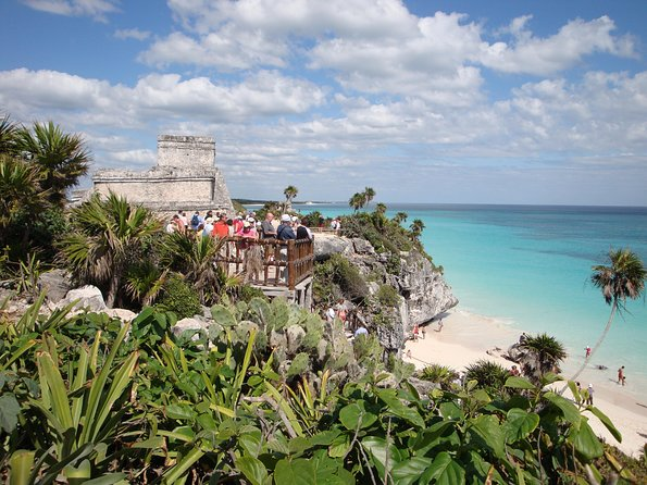 TULUM AND COBÁ from Riviera Maya and Cancun (Private)