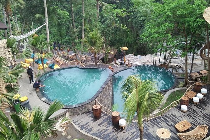 Giant swing,Juggle Pool,Waterfall,River club