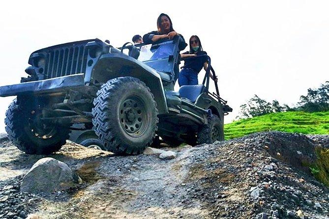 Private Yogyakarta Merapi Volcano Jeep Tour
