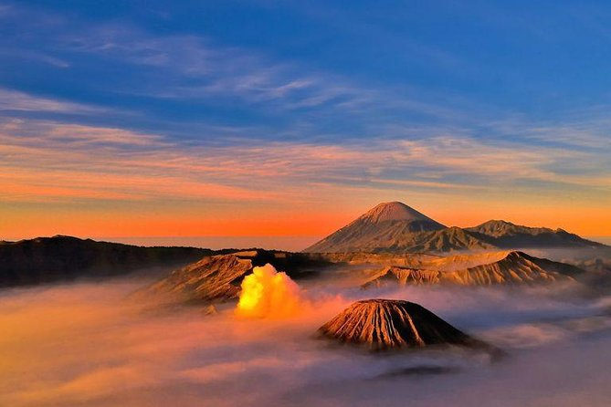Bromo Tour Package: Midnight Bromo Open Trip from Malang