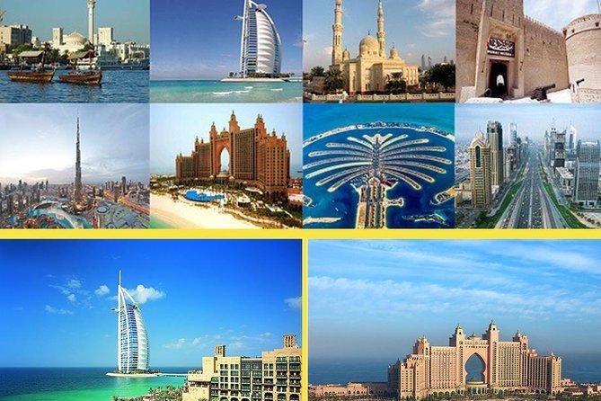 Dubai sightseeingtur og Dubai Museum