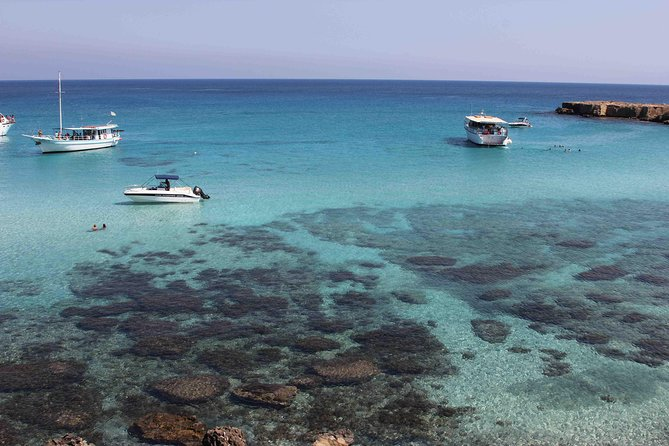 Cruise and 4X4 Safari Tour at Akamas Peninsula from Aphrodite Hills Resort