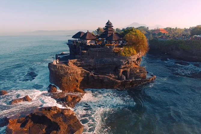 Tanah Lot Temple & Sunset Uluwatu Temple