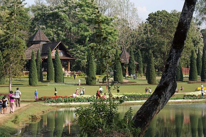 Private Full-Day Pyin Oo Lwin Private Tour from Mandalay