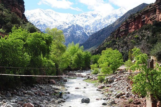 Atlas Mountains & 4 Valleys Full Guided day trip with Lunch in Berber House