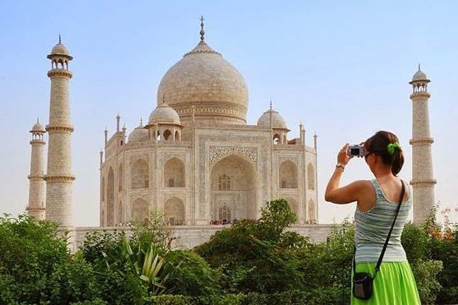 Taj Mahal and Agra Full Day Private Tour photo 2