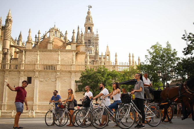 Seville Highlights Bike Tour (English)