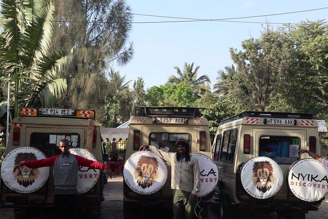 14 Days Camping in Tanzania Safari