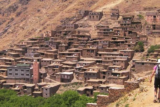Atlas Mountain and Berber Villages Day Trip from Marrakech