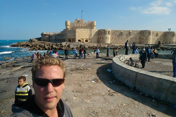 12 hours Greek Roman Alexandria day tour from Cairo Giza hotels