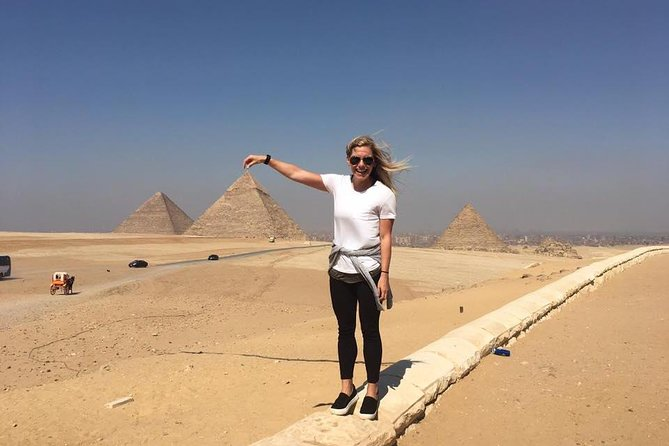 Full Day Giza Pyramids sphinx and Cairo Tours photo 6