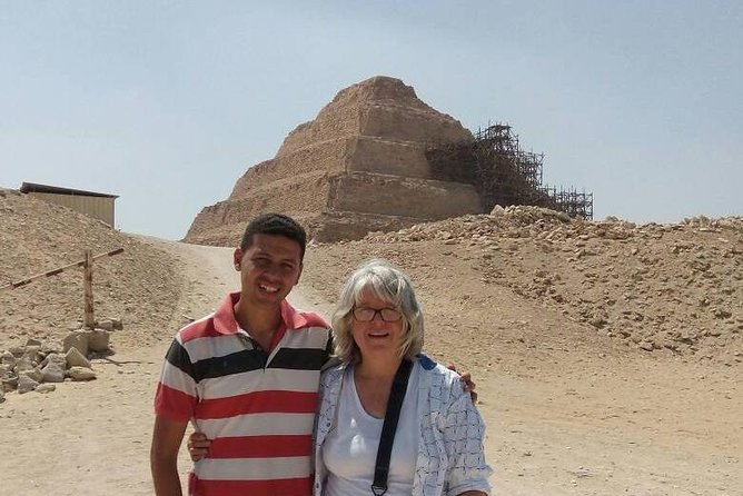 Full-Day Tour of Dahshur, Memphis, and Saqqara from Cairo and giza hotels
