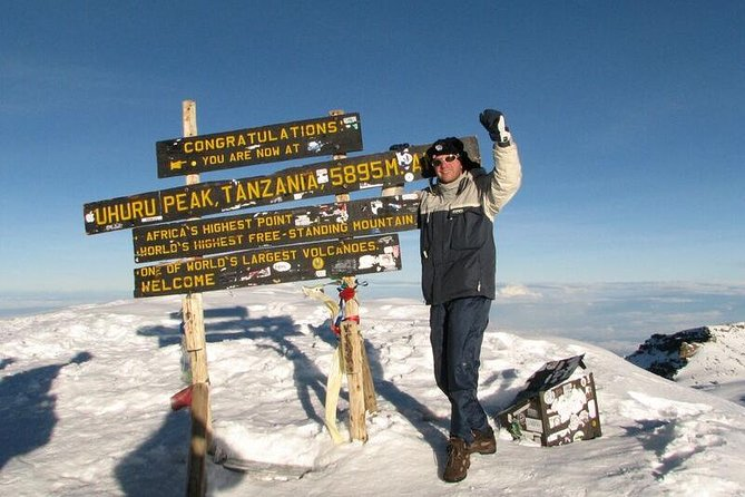 Mt Kilimanjaro Climb - 6 days Marangu photo 2