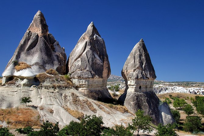 Full-day Guided Tour to Northern Cappadocia - Including Lunch