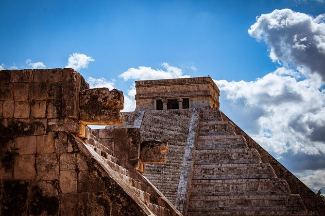LDS Tour to Chichen Itza Mayan ruins