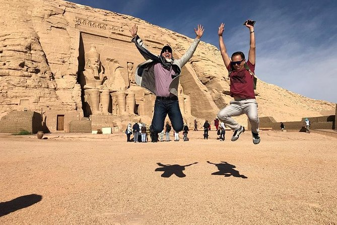 Two-days-tour from Luxor to Aswan and Abu Simbel