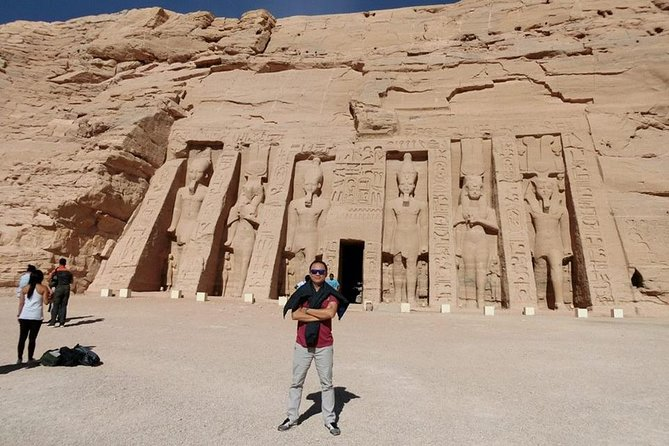 Aswan private day tours to Abu Simbel day tour by vehicle from Aswan or Nile crusie photo 4