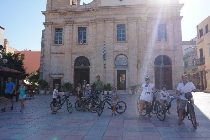 Good Morning Chania Bike Tour