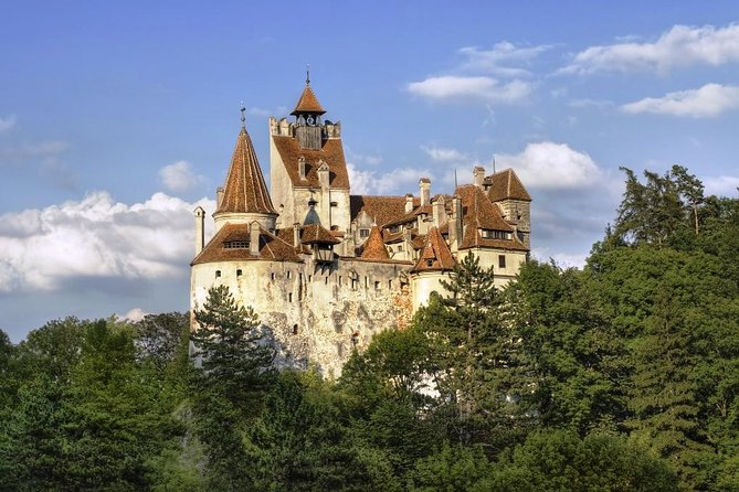 Medieval Castles Tour in Transylvania from Bucharest