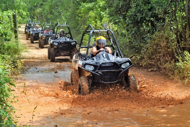 Wet n Dirty ATV Outback Adventure From Runaway Bay