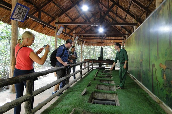 Private HCM City and Cu Chi Tunnels Tour Full day trip from HCM city photo 10