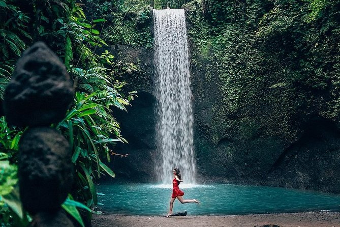 Bali Eastern Waterfalls Tour