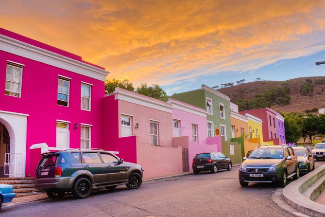 The Village in the City: An Audio Walking Tour of Bo-Kaap