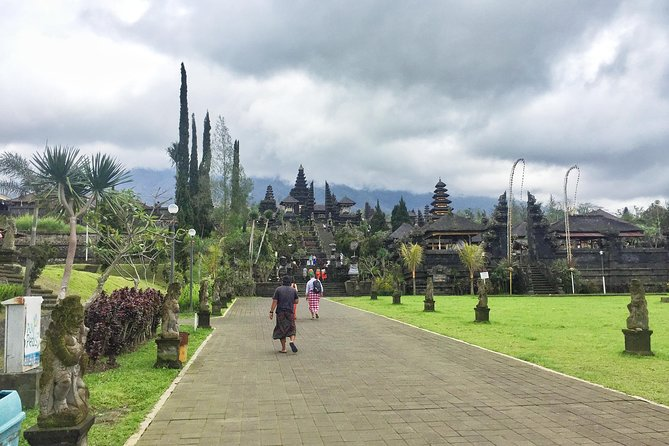 Bali Spiritual Journey of Sacred Temples (Private car)