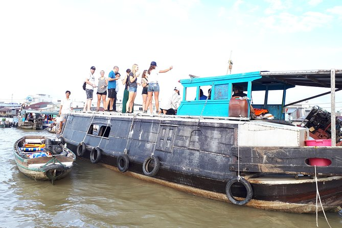 Cai Rang Floating Market Day Trip from Ho Chi Minh City photo 31