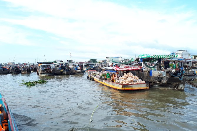 Cai Rang Floating Market Day Trip from Ho Chi Minh City photo 9