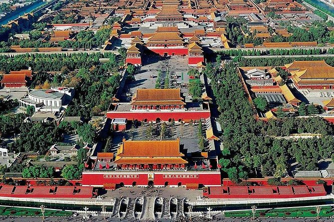 Private Day Tour: Mutianyu Great Wall, Tiananmen Square, and Forbidden City