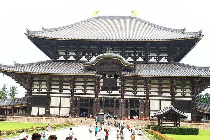 Nara Todai-ji Lazy Bird Tour  photo 10