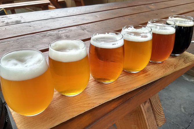 Brews & Bites - Food Carts & Brewery Tour